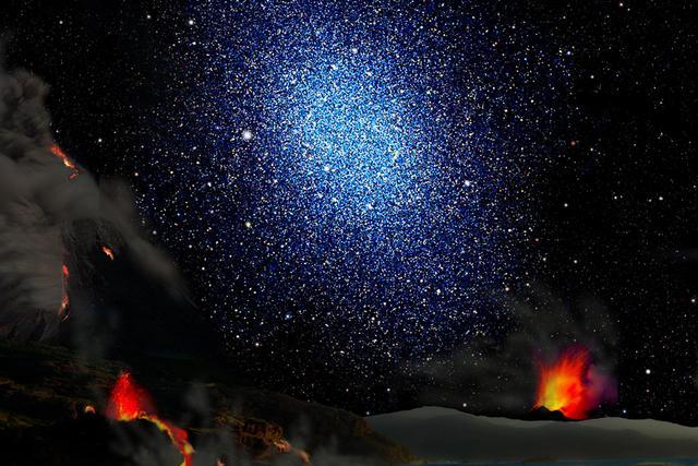 可以认为暗物质粒子是非常稳定的,在过去数十亿年内基本没有发生改变。