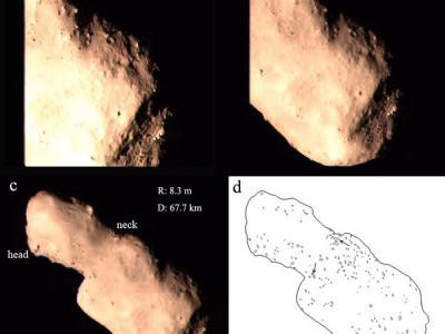 """4179号小行星""""图塔蒂斯""""对地球构成威胁"""