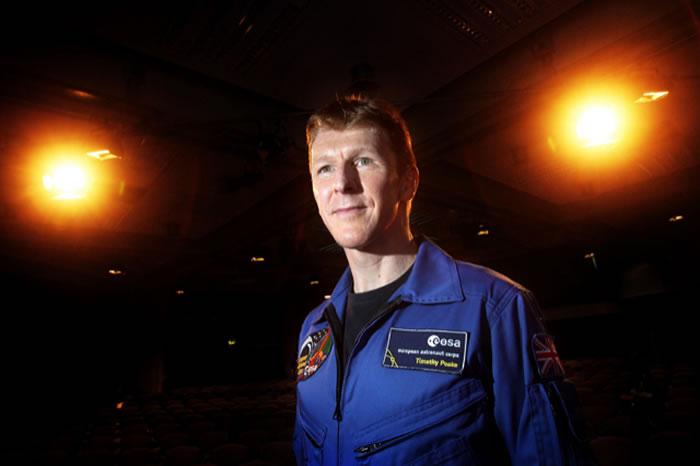 英国太空人Timothy Peake:曾经发生过数次UFO靠近国际太空站事件 深信存在外星人