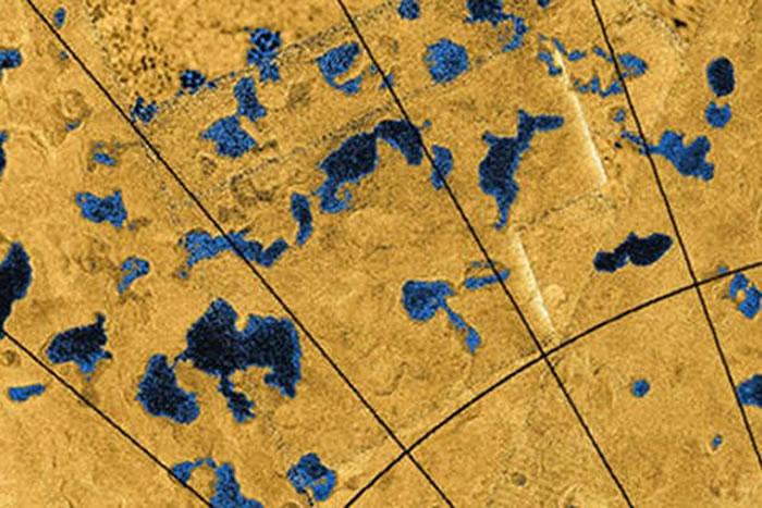 根据卡西尼探测器的数据,土卫六的液态物质循环一次可能需要30年为一个周期