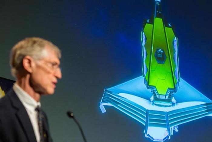 詹姆斯-韦伯太空望远镜预计在2018年发射升空, 能够观测太阳系内外各种天体
