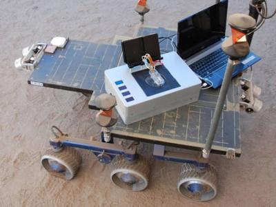 """寻找地外生命新技术:NASA研制""""化学笔记本电脑"""""""