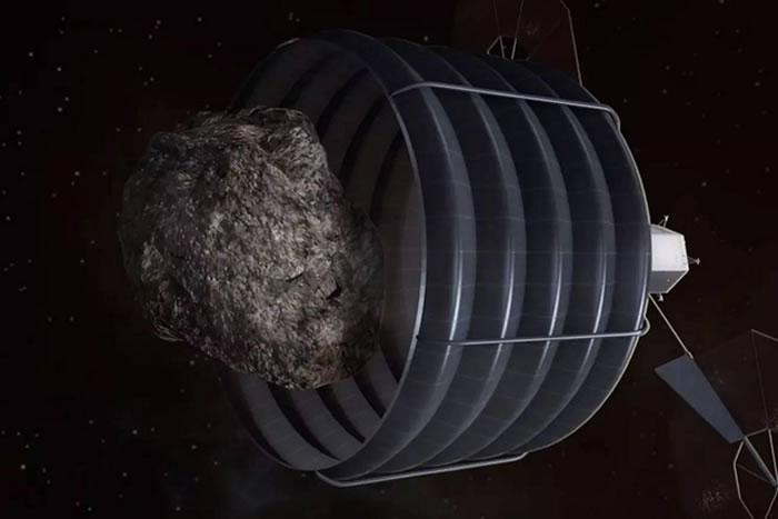 如果人类大规模利用深空资源,将不可避免地污染它们,比如地球上的微生物通过航天器进入小行星表面
