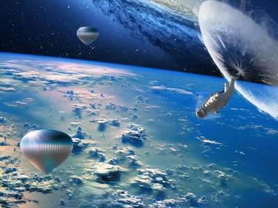 """中国首次""""太空边缘跳伞""""将发起众筹 招募勇士挑战41419米世界纪录"""