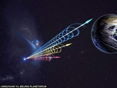 天文学家锁定六百万光年之外神秘信号来源:来自于宇宙中一处高度磁化区域