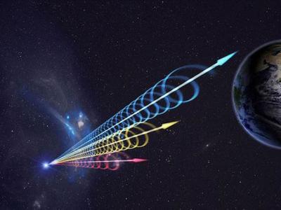 """天文学家首次揭示神秘""""快速射电暴""""起源线索"""