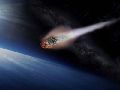 巨大小行星2003 SD220将在圣诞节前夕与地球擦肩而过