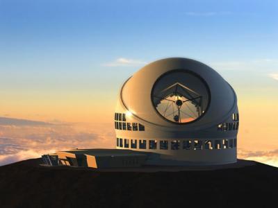 美国夏威夷莫纳克亚火山上建造30米望远镜(TMT)项目受阻