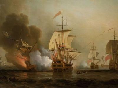 哥伦比亚发现史上最豪沉船宝藏:300多年前被英军击沉的西班牙帆船圣何塞号