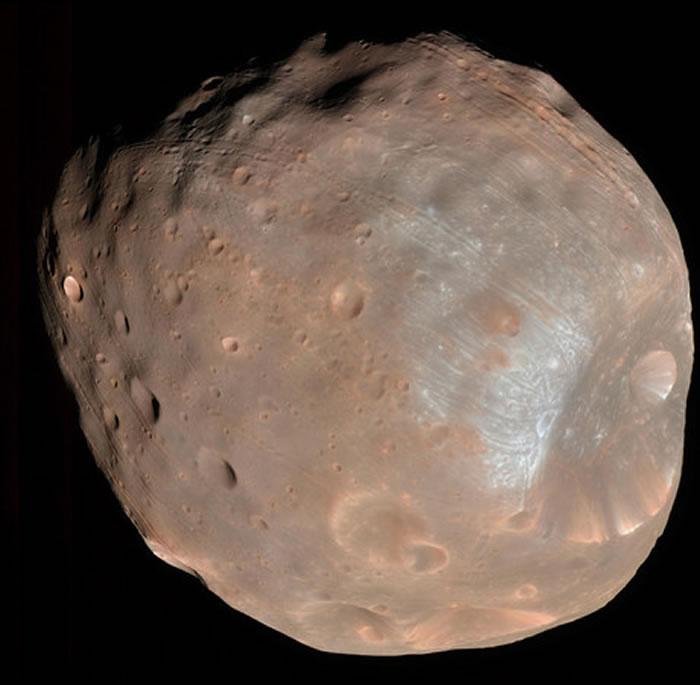 火星最大的卫星火卫一