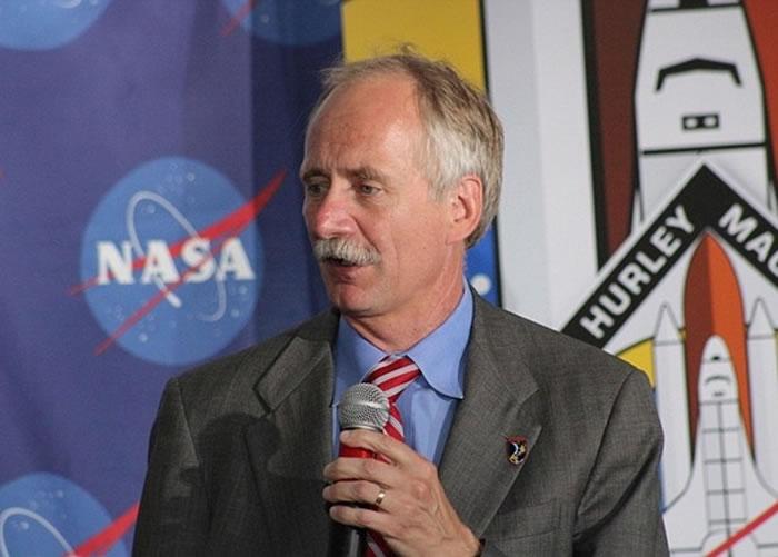 格斯登美尔明言NASA将尽快撤出太空站