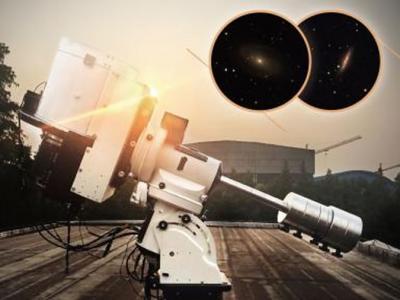 """在""""人类不可接近之极""""建造南极亮星巡天望远镜"""