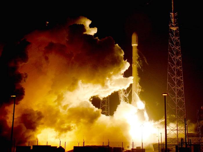 美国企业成太空探索领头羊