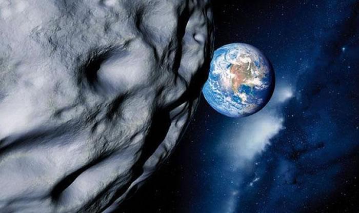 阿波罗型小行星与地球擦肩时会给地球带来大量陨石碎片