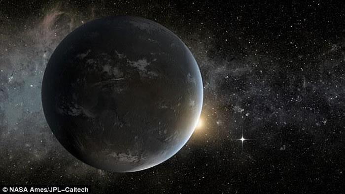 系外行星内部巨大压力塑造不一样的世界