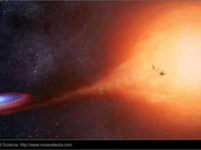 """国家天文台发布天文观测新成果:对银河系恒星做""""人口普查""""、快速射电暴、黑洞数据"""