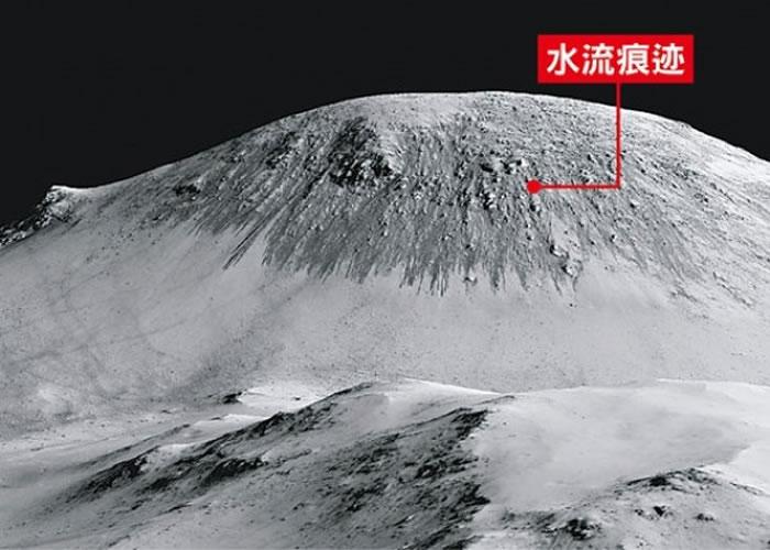 火星早前几近确定发现液态盐水。