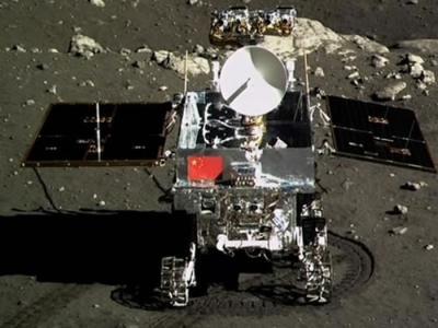 """""""嫦娥""""在月球上有了广寒宫"""