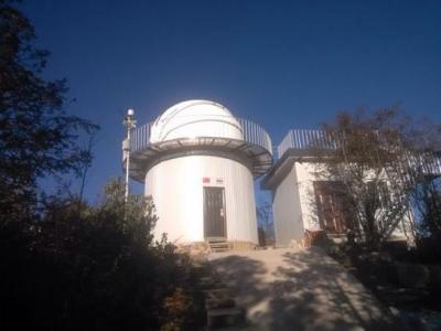 中泰70公分全自动望远镜在云南丽江建成并投入使用