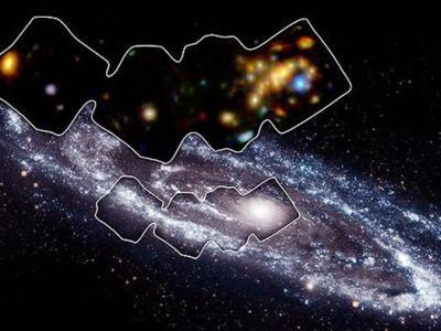 "NASA""核光谱望远镜阵列(NuSTAR)""寻找仙女座星系黑洞与中子星"