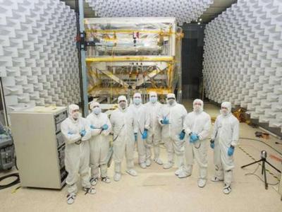 NASA詹姆斯-韦伯太空望远镜进行辐射与超低温环境测试
