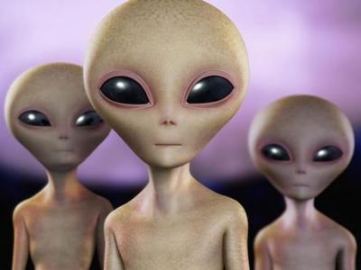 美国民主党总统候选人希拉里-克林顿表示外星人很可能已经造访过地球