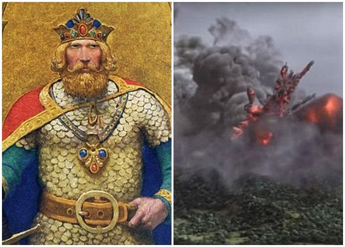 学者指亚瑟王征讨,主要是为了粮食。