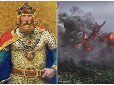 学者:英国国王亚瑟王征讨非为领土而是抢粮食为主
