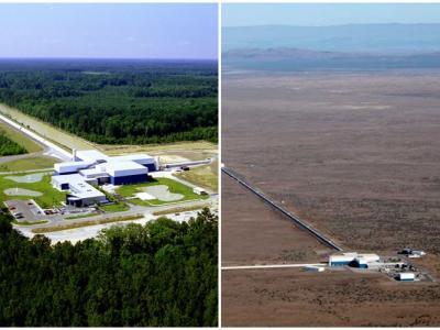 美国物理学家声称侦测到黑洞发出的重力波讯号 震惊物理学界