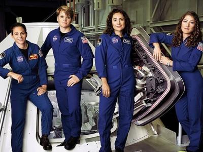 美国太空总署计划15年内将人类送上火星 太空人男女各半创先河