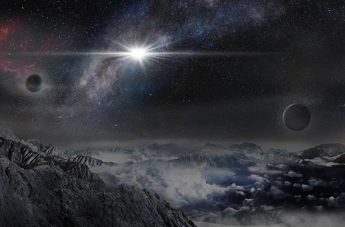 发现人类史上所发现过的最亮超新星ASASSN-15lh 亮度是银河系恒星总和的20到50倍