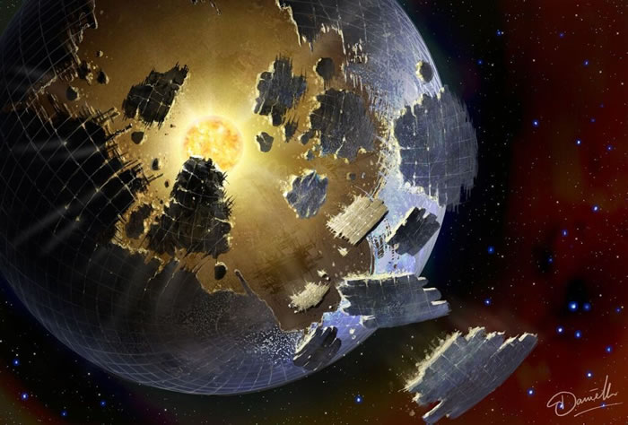 """有猜测源于高级外星文明工程的恒星""""KIC 8462852""""最新数据排除是彗星影响"""