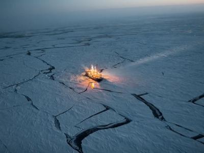 探索北极 如履薄冰