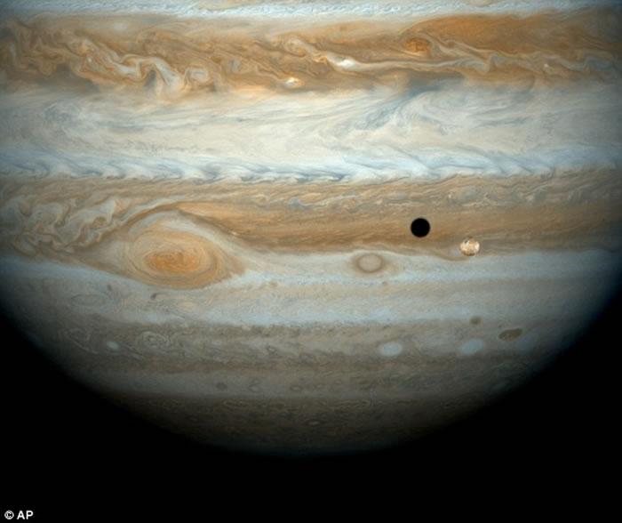 古巴比伦人用高等几何来跟踪木星