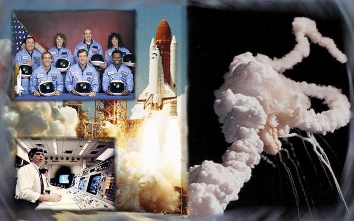 """美国肯尼迪航天中心纪念""""挑战者""""号航天飞机失事30周年"""