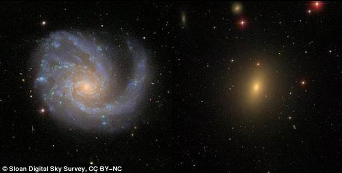 银河系像僵尸一样可能数十亿年前已死亡 但仍维持运行
