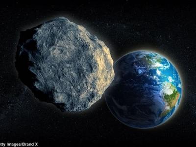 近地天体2013 TX68下个月将靠近地球