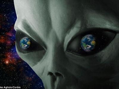 如果外星人造访 他们的优越技术或将掌控地球