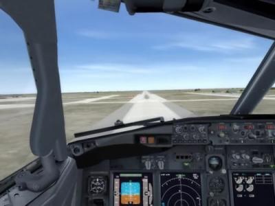 美国达美航空前机长Tim Morgan制作短片教如何驾驶波音737客机降落