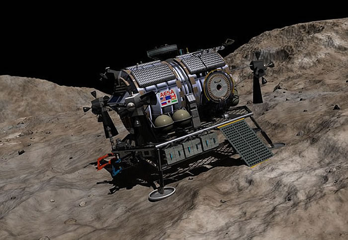 太空小行星矿业开发不再遥远