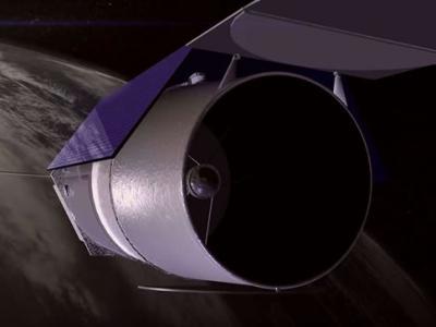 """美国航天局决定建造新一代太空望远镜——""""广域红外巡天望远镜"""""""
