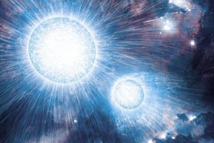 2013年,一个由美国和澳大利亚研究人员组成的团队公布了七个拥有沃尔夫-拉叶星的天体系统,它们属于很可能产生伽玛射线的恒星系统