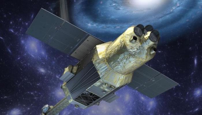 """日本成功发射人造卫星""""ASTRO-H"""" 研究黑洞银河系"""