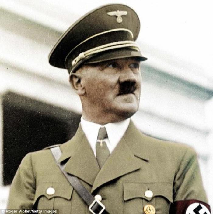 德国纳粹领袖希特勒