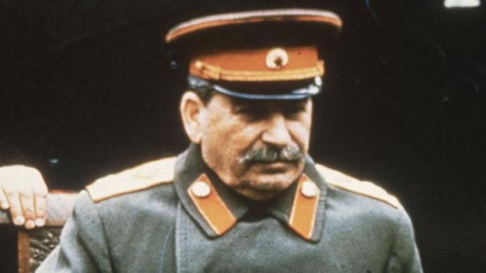 前苏联领袖斯大林