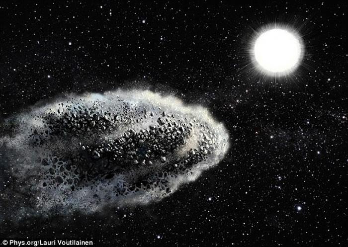 """一些""""调皮""""小行星失踪之谜"""