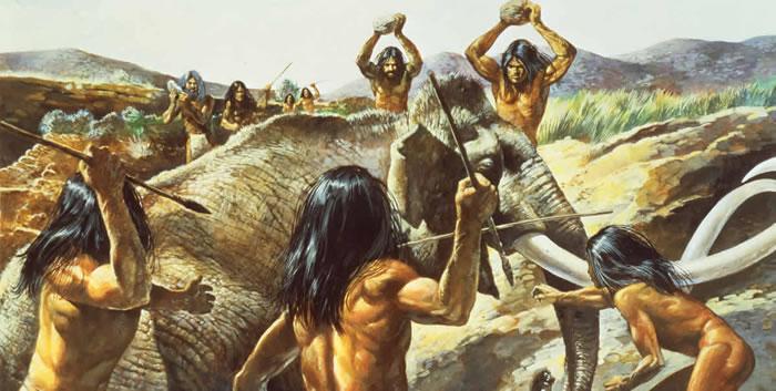 人类是远古巨兽灭绝的主要原因