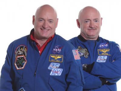 美国太空人Scott Kelly回地球后拉长的身体打回原形