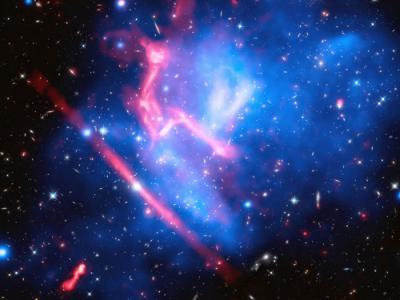 斯坦福大学研究人员对MACS J0416和MACS J0717星系团进行详细观测