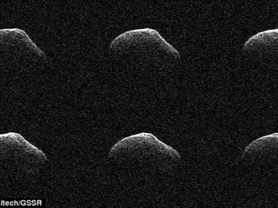 天文学家观测到P/2016 BA14彗星飞掠地球